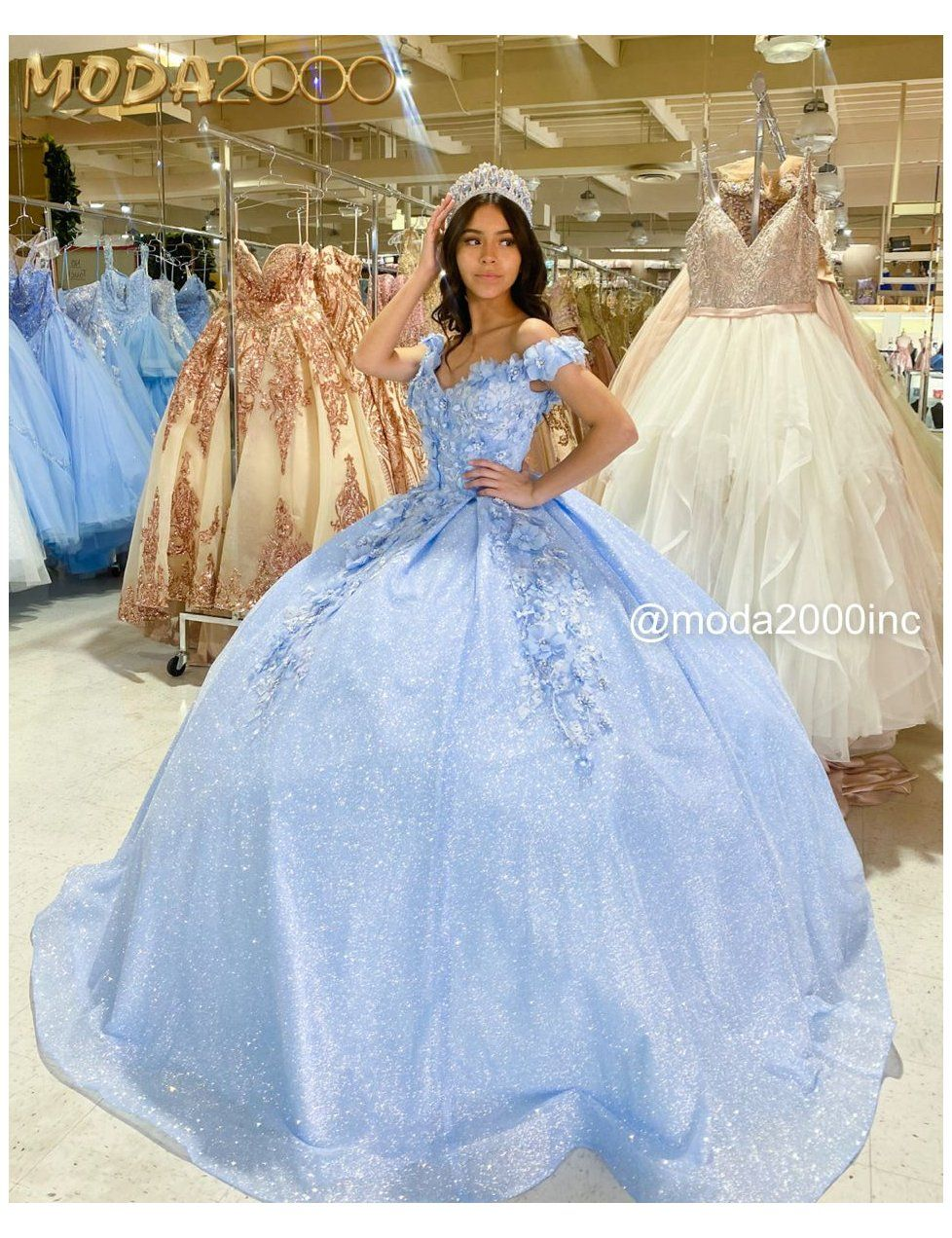 Cinderella Themed Off The Shoulder Bahama Blue Quinceanera Dress Baby Blue Quinceanera In 2021 Quinceanera Dresses Blue Quince Dresses Baby Blue Quinceanera Dresses [ 1272 x 978 Pixel ]