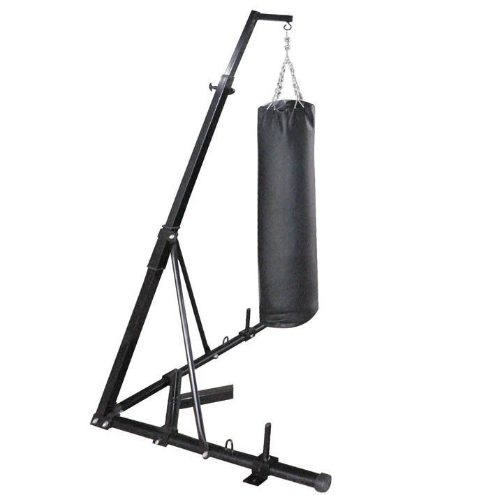 foldable boxing bag stand portable free standing punching punch