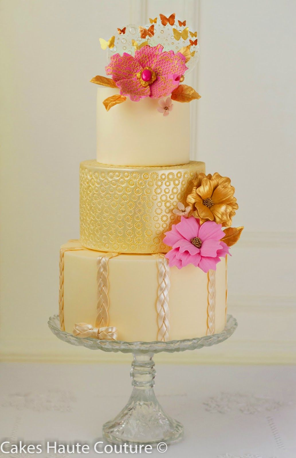 Cakes Haute Couture - El Blog de Patricia Arribálzaga: NUEVO Curso ...