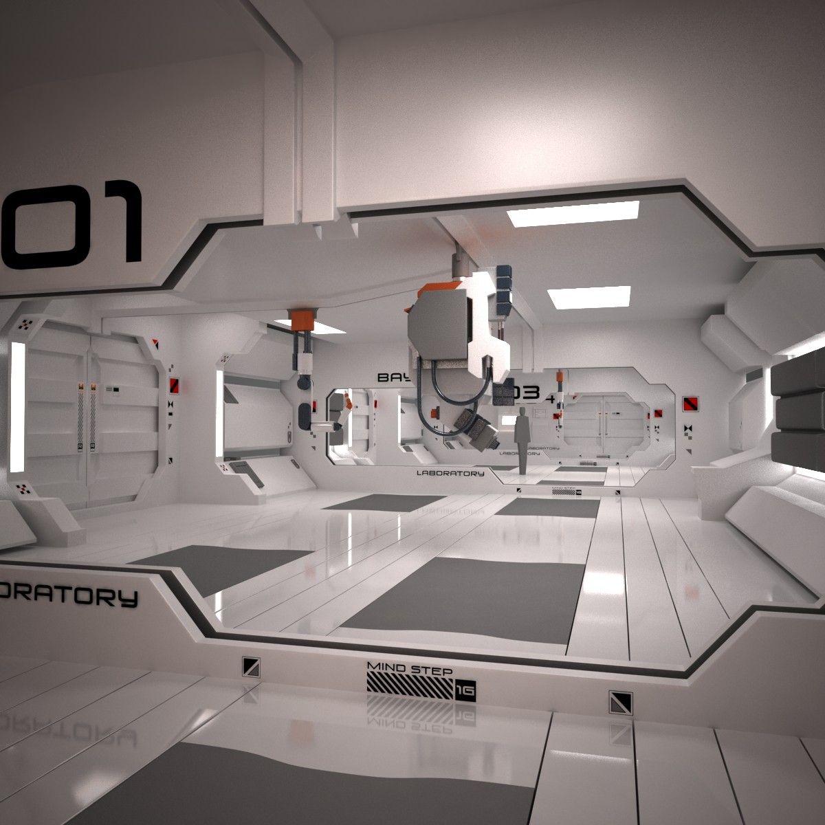 Pin od pou vate a anton cermak na n stenke sci fi for Sci fi decor