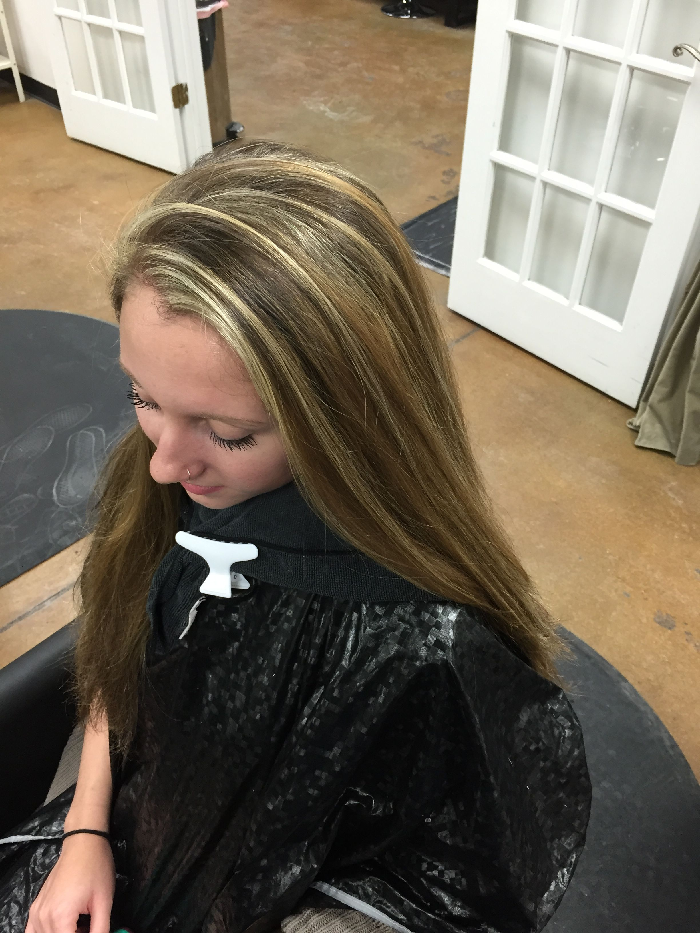 Pin by Becca Buckner on Cosmetology school💋 Long hair