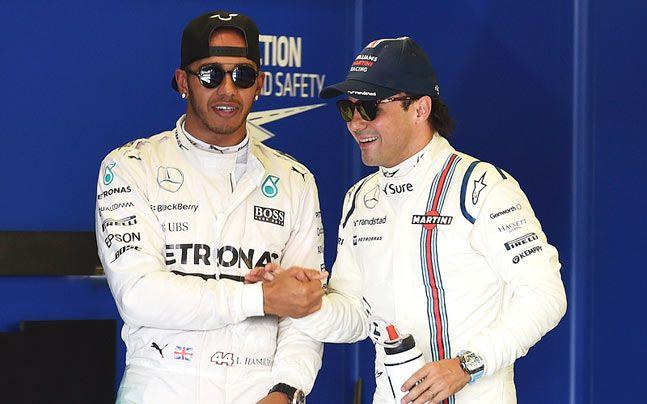 Hamilton takes pole position for British Grand Prix