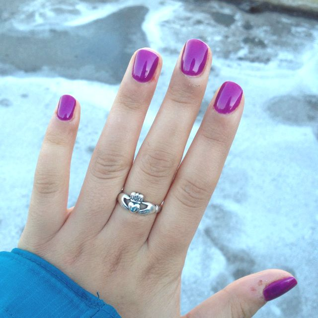 No chip manicures... Best thing ever | No chip nails, No ...