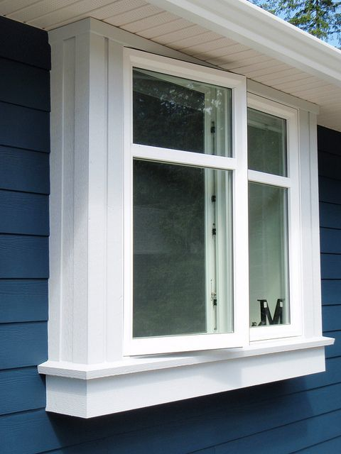 Bump Out For Front Of Lake House Bay Window Exterior House