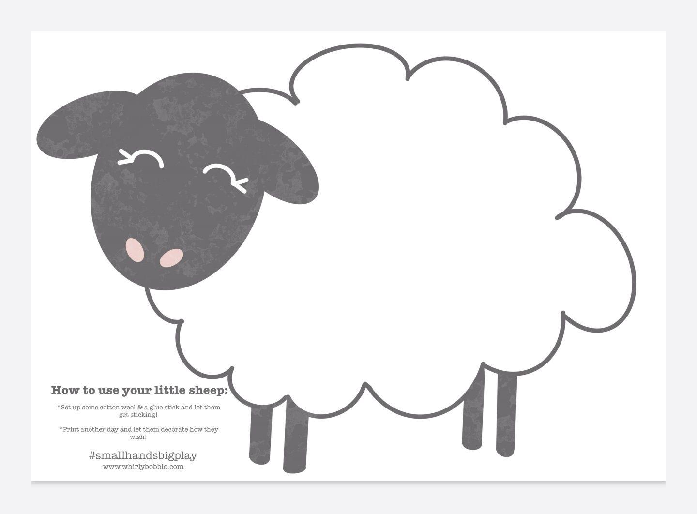 Sheep Sticking Activity