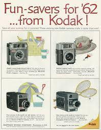 Vintage reclame van camera's - Google zoeken