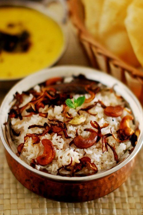29695d7ee1f What s your favorite side dish for Nei Choru (Ghee rice)  Let me guess...  it s a non veg dish