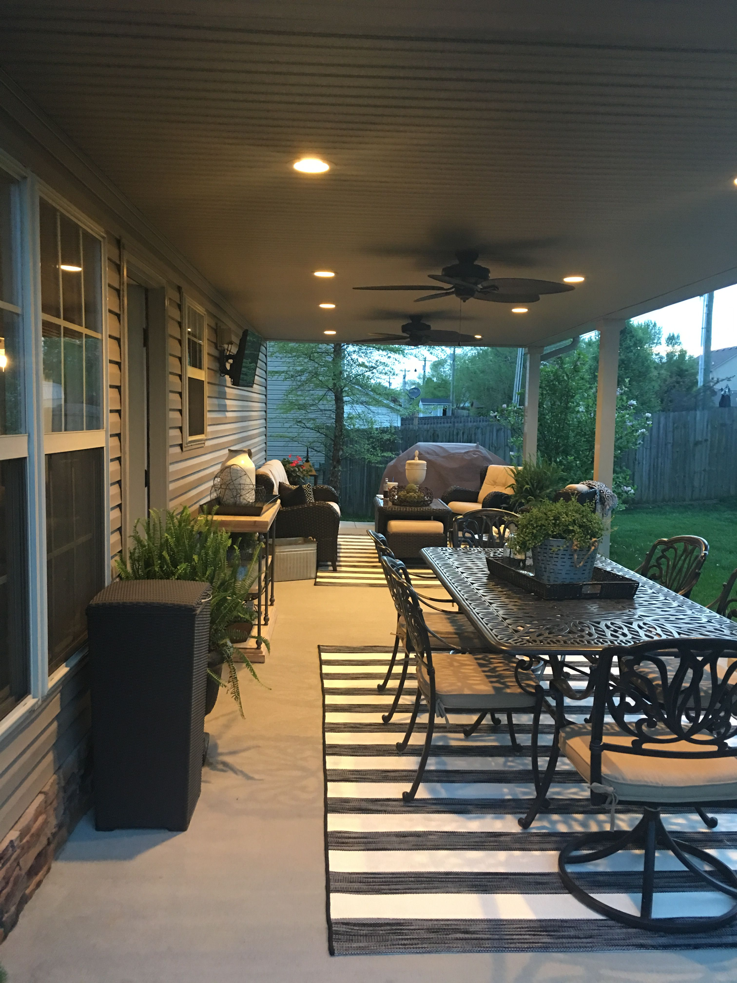 this furniture arrangement on the deck would be great s on modern deck patio ideas for backyard design and decoration ideas id=64552