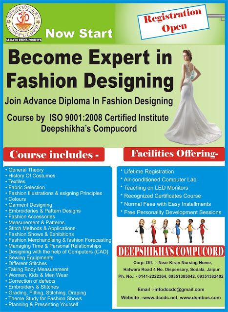 Fashion Designing Course Fashion Designing Institute Fashion Design Course Fashion Designing Course Institute In Fashion Designing Course Diploma Design Design