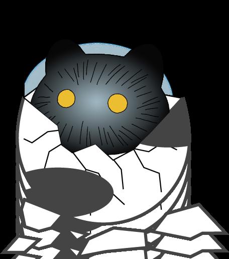 Botamon Egg