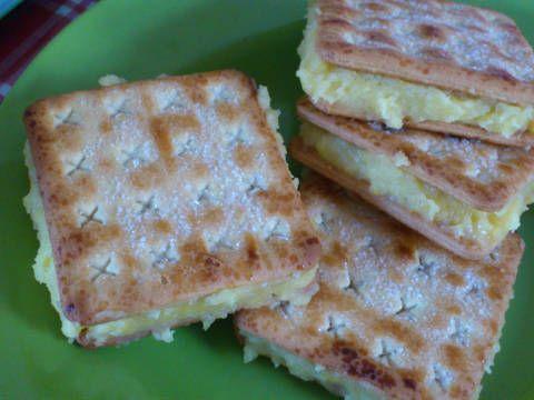 Resep Gabin Fla Oleh Dina A N Resep Ide Makanan Makanan Pastry