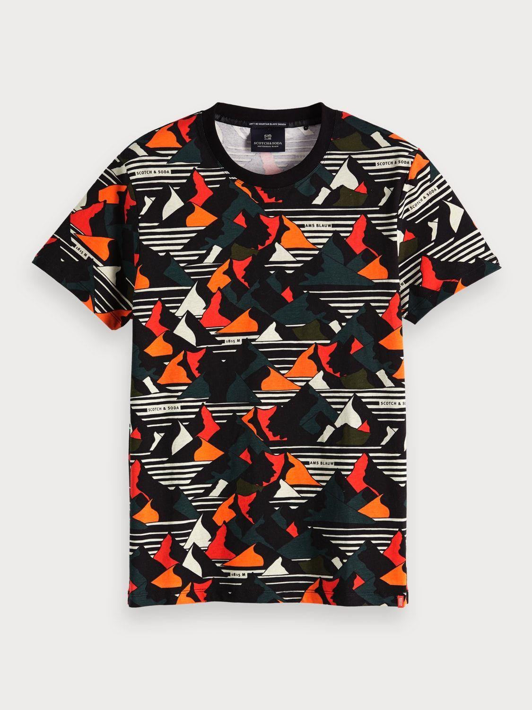 cbeaf33524 Printed Tee in 2019   Wishlist Pieces   Printed tees, T shirt, Mens tops