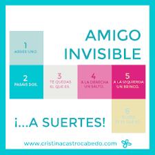 Resultado De Imagen Para Amigo Invisible Frases Regalo