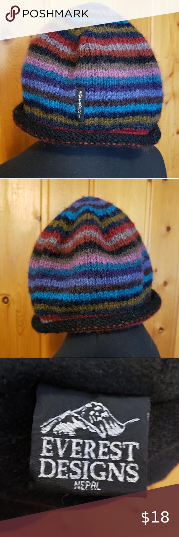 Everest Wool Beanie