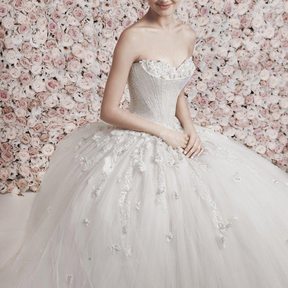 مجلة جمال حواء فساتين زفاف ابيض ثلجي Wedding Dresses Lace Dresses Wedding Dresses