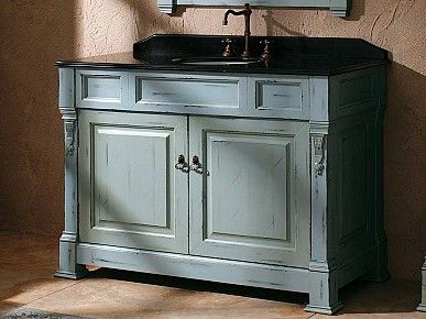 Blossom Sydney 48 Inches Single Bathroom Vanity Ceramic Sink With Double Side Cabinet With Mirror Solid Wood Metal Grey 001 48 15 Dsc Bathroom Vanities Without Tops Bathroom Vanity Single Bathroom Vanity