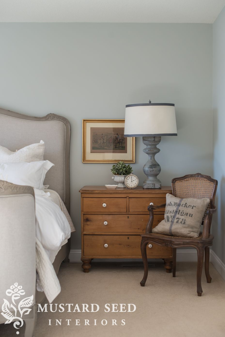 Pine Bedroom Furniture Chest