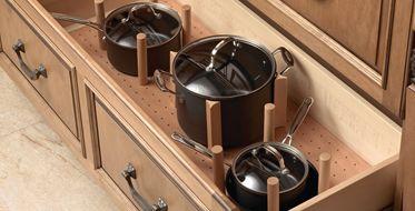 Wood Drawer Organizers Drawer Inserts Plate Organizer Kitchen Drawer Organization