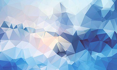 35 High Res Low Poly Background Textures For Free Naldz Graphics Geometric Artwork Polygon Art Blue Geometric Wallpaper