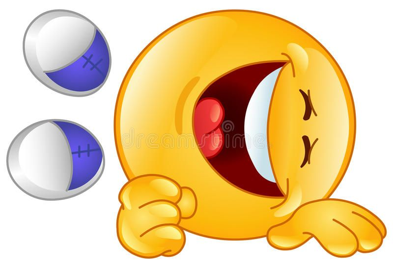 Download Emoticon De Risa Ilustración Del Vector Ilustración De