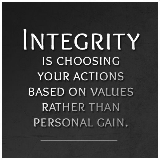 Quotes About Integrity Definition Of #integrity#quote #wisdom  Say Something  Pinterest .