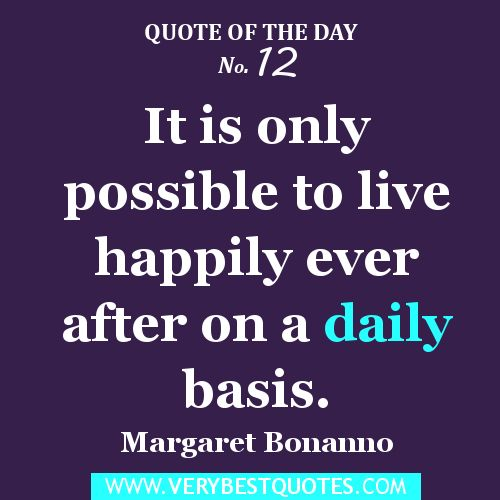 Very Best Quotes Inspiration Happiness Quote Of The Day 112013 Live Happily  Inspirational