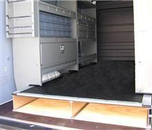 Sprinter Van Mats Rubber Floor Mat For Cargo Van Sprinter Van Campervan Interior Cargo Van