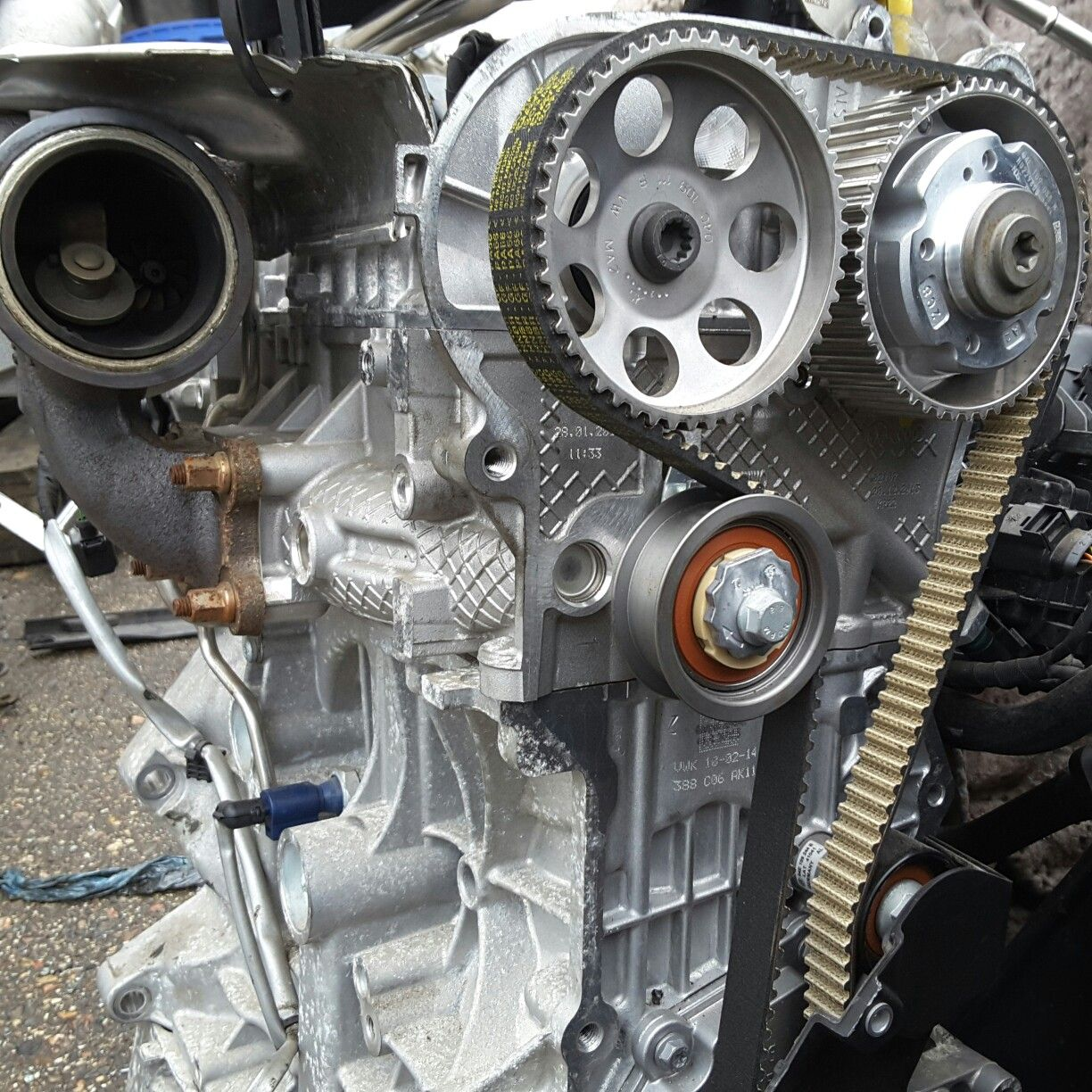 1.4 tfsi CXS CXSA engine and parts http://www.topmotors.lt | audi ...