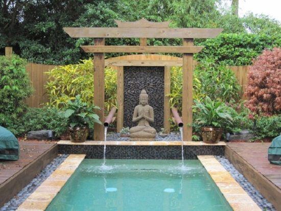 50 Stunning Garden Statue Ideas