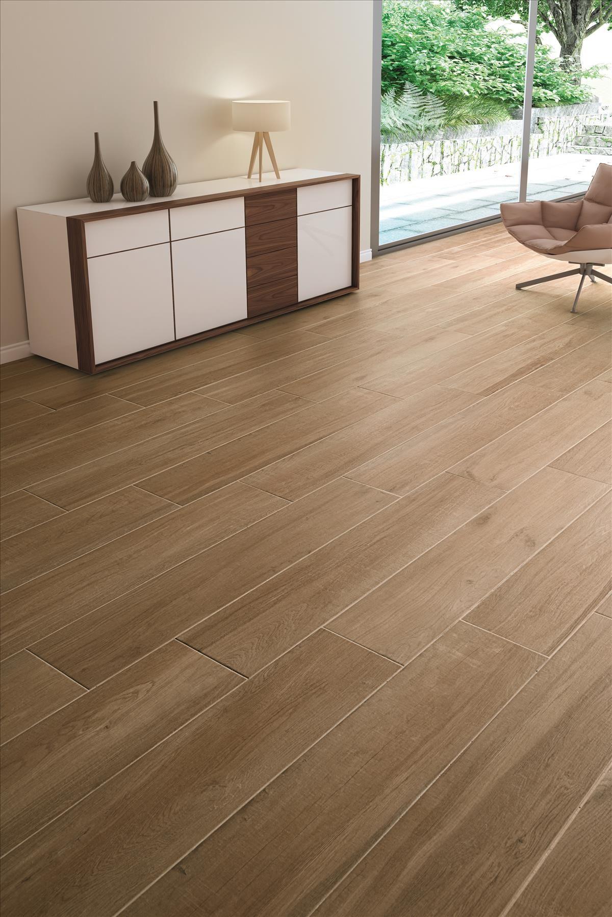 Pavimento imitaci n madera terk natural 1 23x120 for Salones para pisos