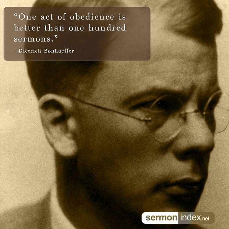 Bonhoeffer Quotes Magnificent Christian Quotes Dietrich Bonhoeffer Quotes Obedience New