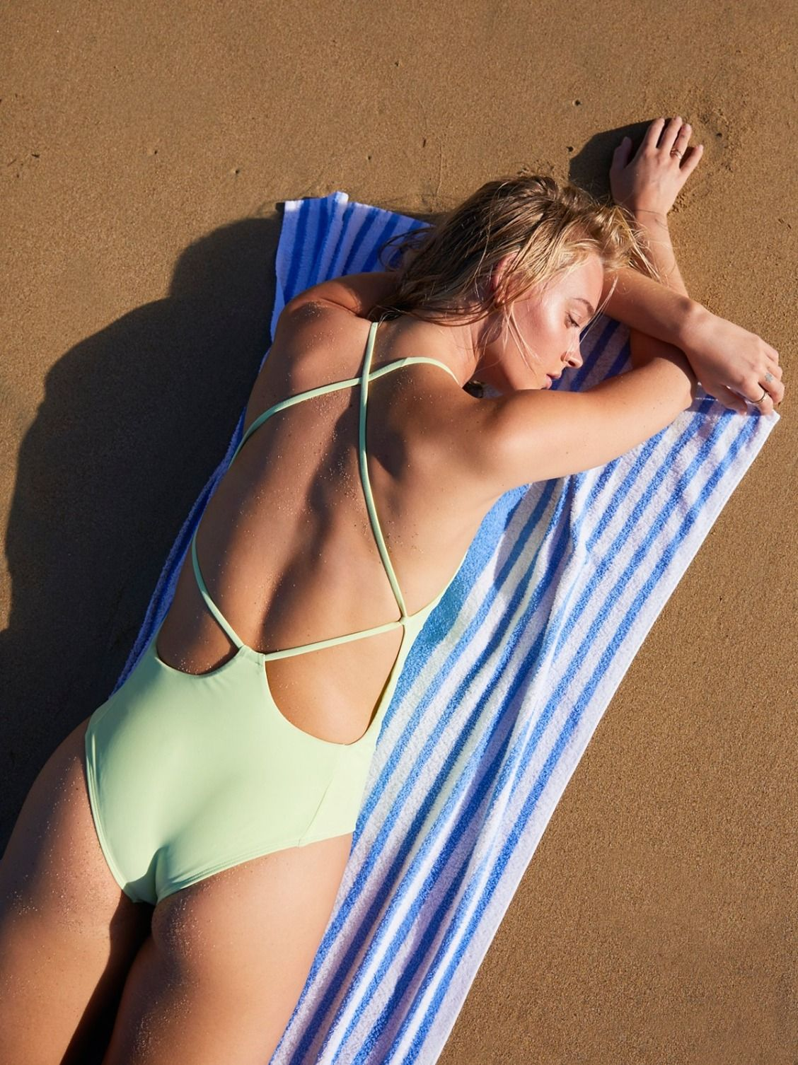 Farrah One Piece Swimsuit Polka Dot Bikini, Bathing Suits One Piece, One  Piece Swimsuit