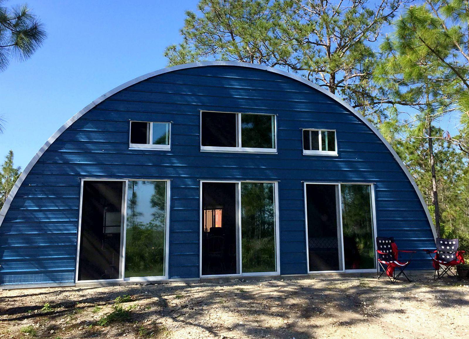 27 Unique Quonset Hut Homes For