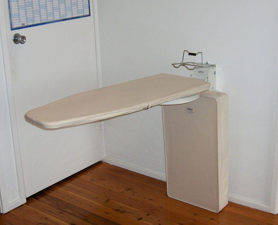 Wall Mounted Folding Laundry Table   BobReutersTL.com