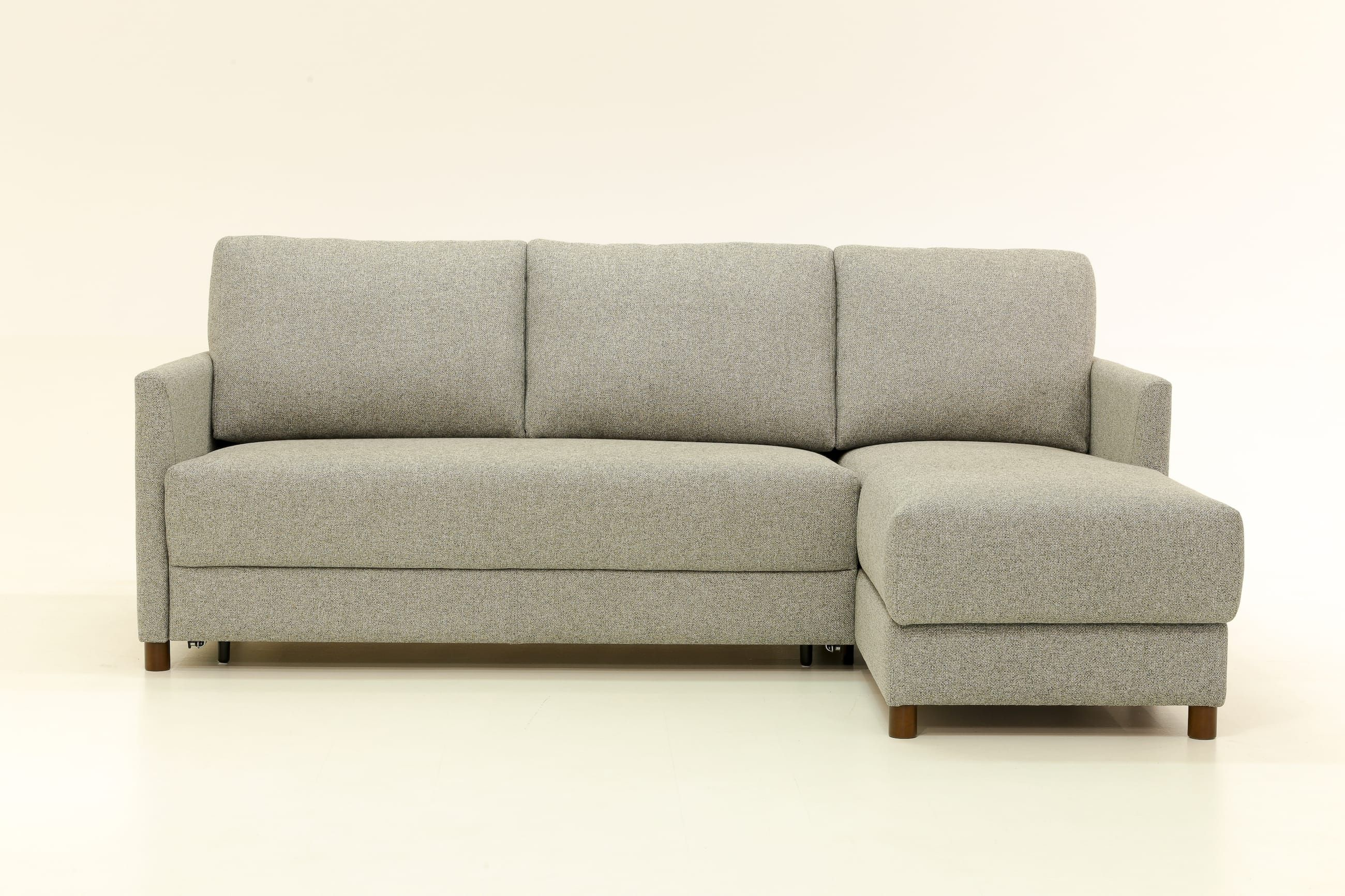 Pint Sectional Sofa Sleeper Full Xl Size Rhf By Luonto Furniture In 2020 Sectional Sofa Sectional Sleeper Sofa