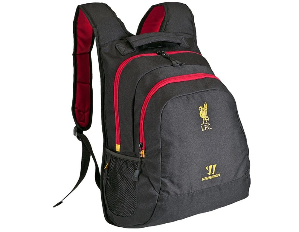 c67d9c1e708a Liverpool FC Backpack - Black - Large