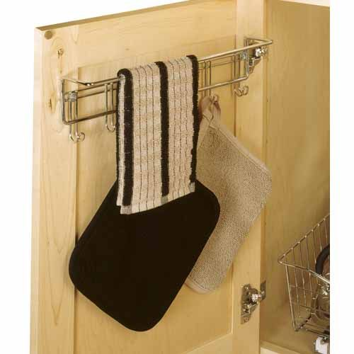 Fixed Chrome towel Rack 100mmx330x70 Chrome | Chrome, Towels and Laundry