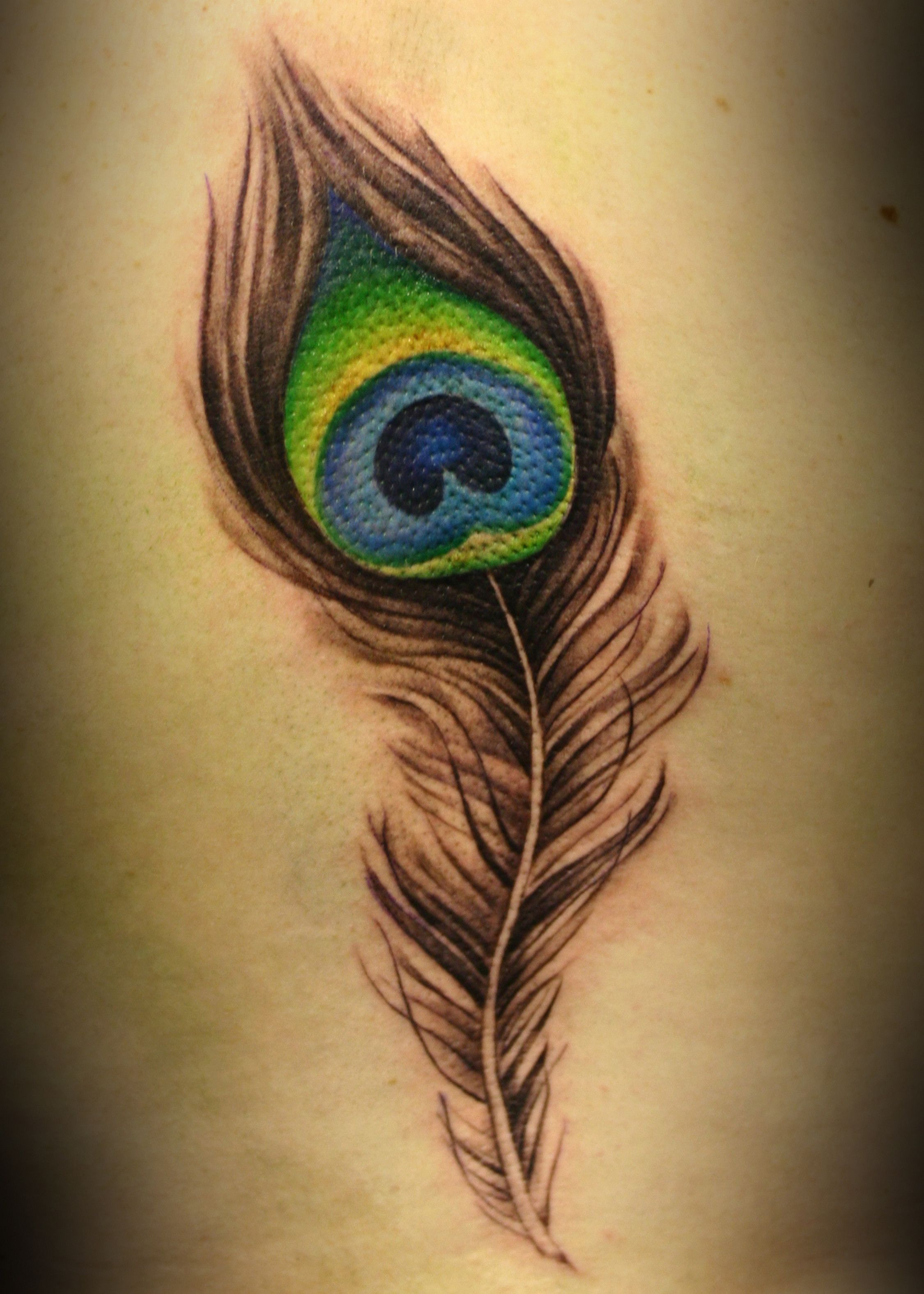 Peacock tattoo symbolism images for tatouage peacock tattoo symbolism intended for is it weird that i want this enchantment biocorpaavc Gallery