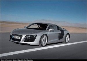 2007 Audi R8 Voted Sports Car of the Year - http://sickestcars.com/2013/05/24/2007-audi-r8-voted-sports-car-of-the-year/