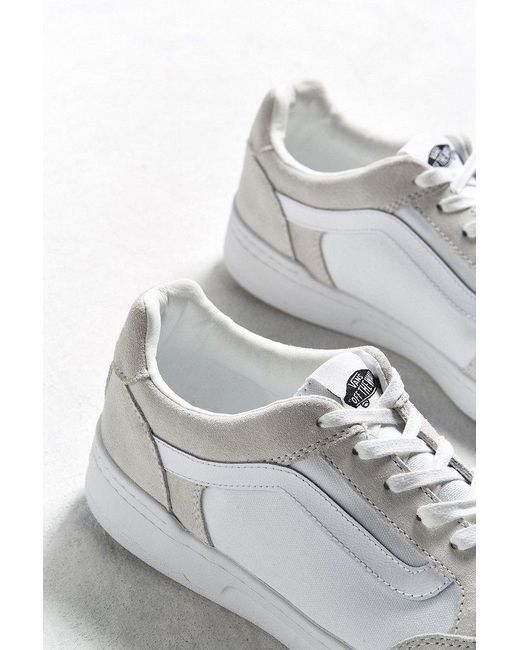 3b9b36ab06d vans highland sneaker ivory