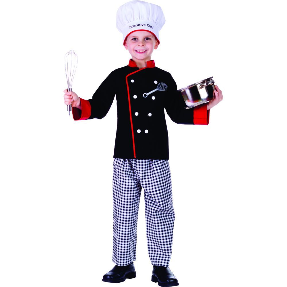 This stylish Executive Chef coat proclaims who is in charge in the ...