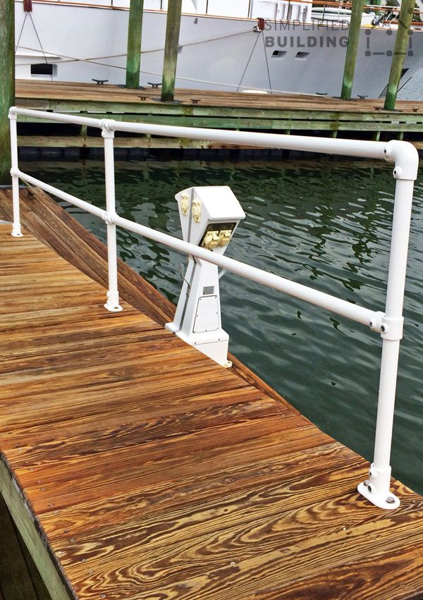 Best Corrosion Resistant Boat Dock Railing Http Www 400 x 300