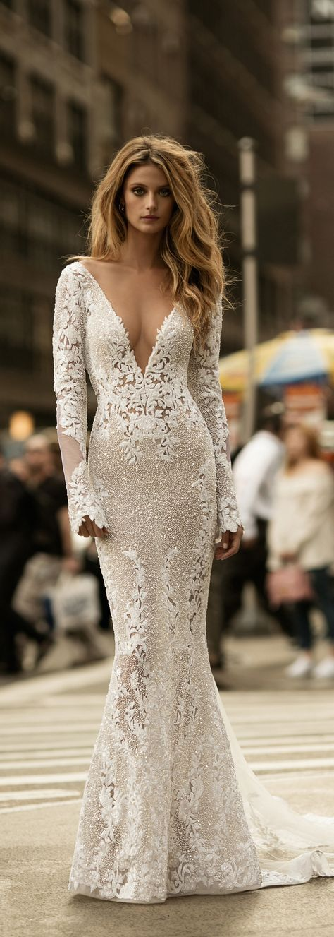 New BERTA FW 2017 masterpiece bridal collection coming