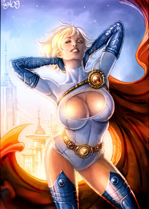 Character dc comics women sexy