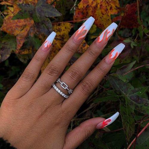 Pin by Brenedy Rubio on Uñas cristal | Nails, Nail designs