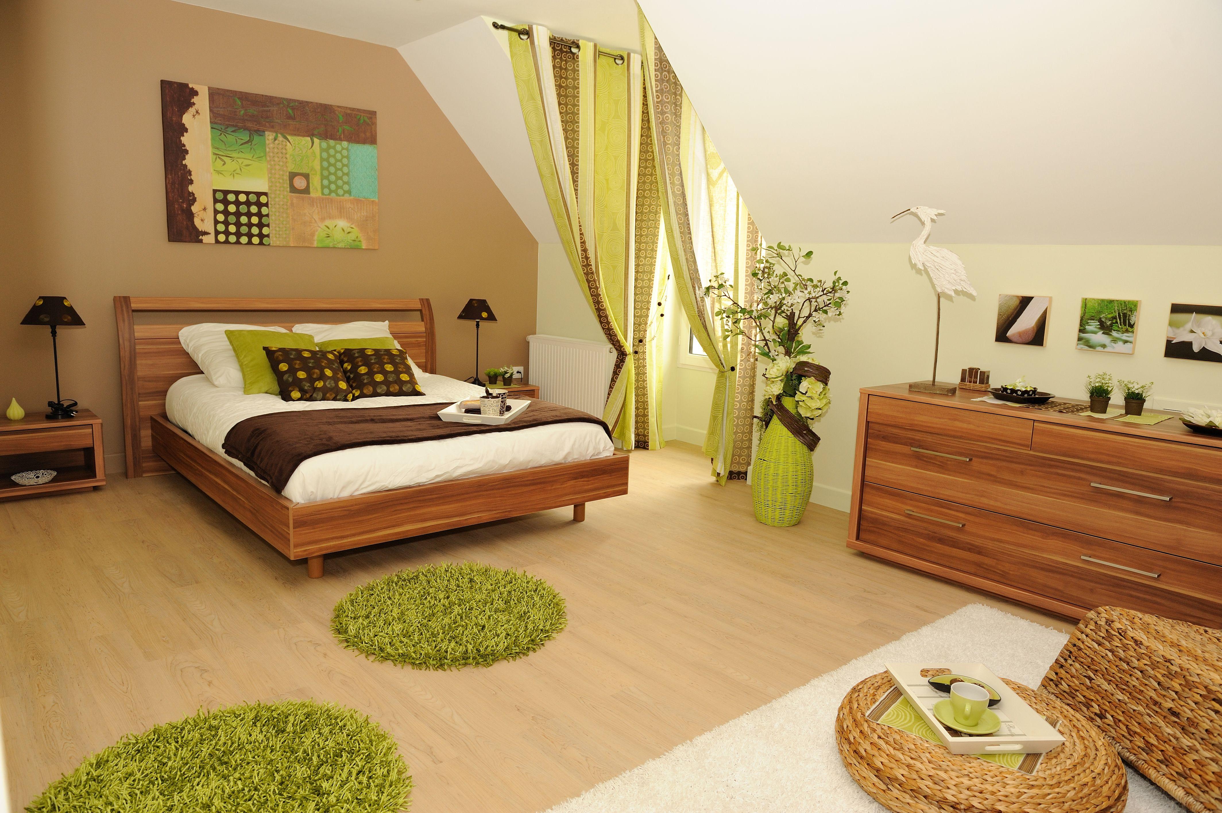 Modele Decoration Chambre Zen
