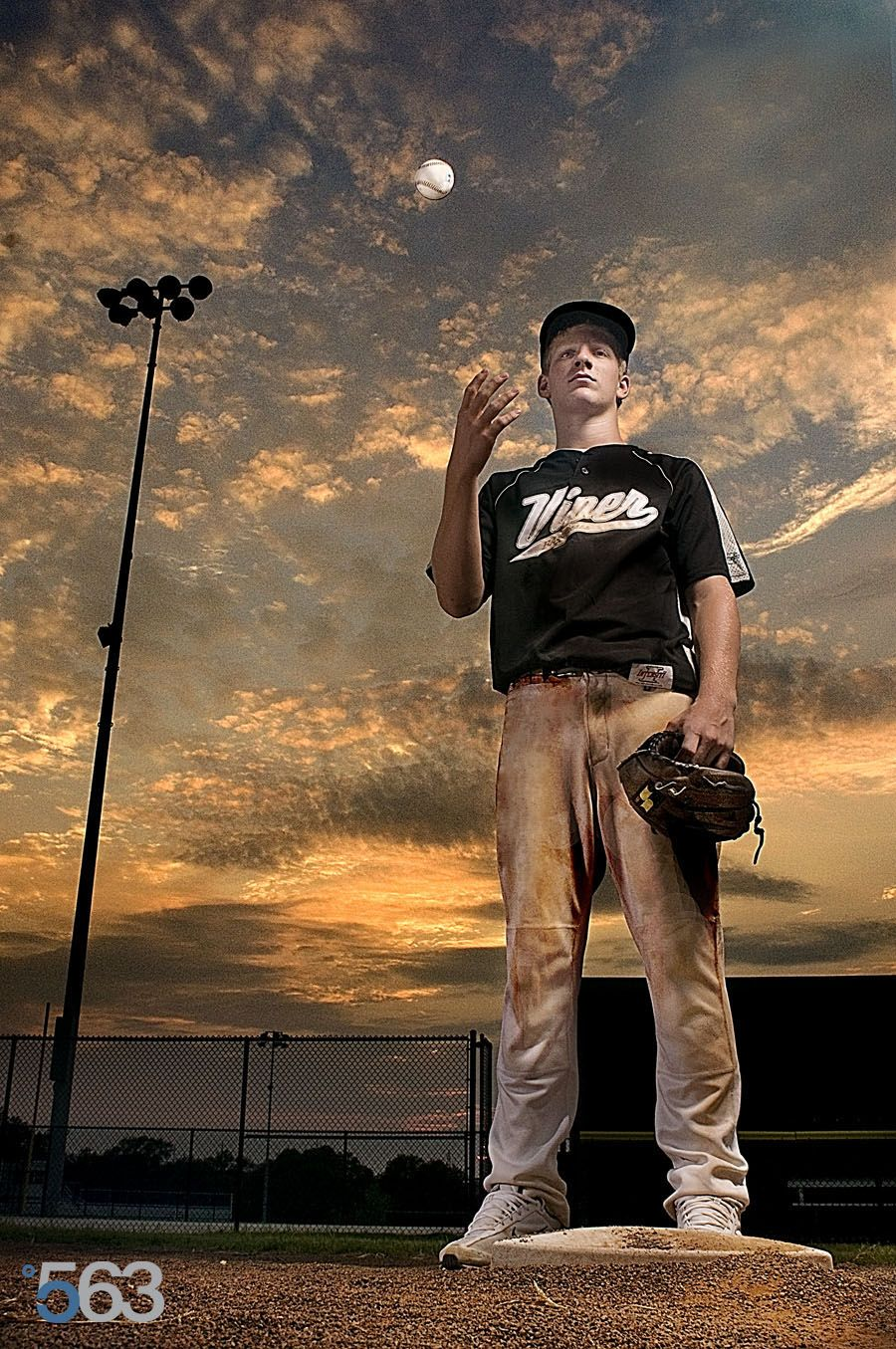 17 Creative Ideas for Baseball and Softball Team Portraits ...