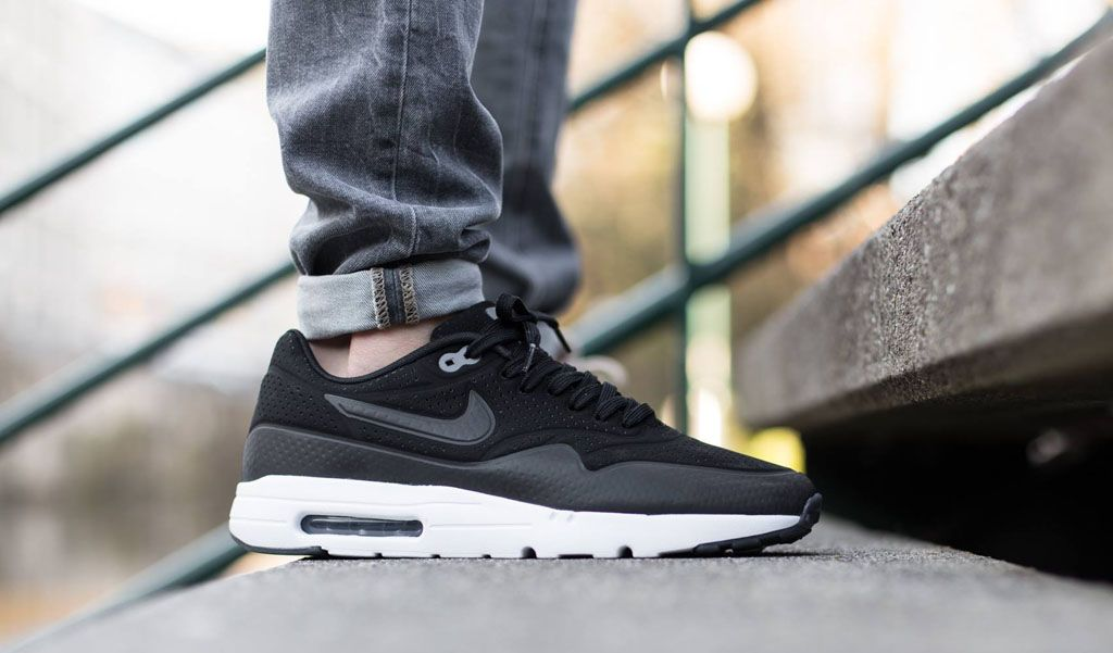 nike air max 1 black grey white bathroom