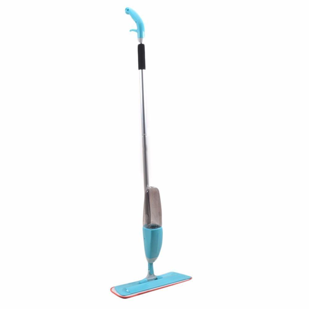 Magic Spray Mop Microfiber Cloth Floor Windows Clean Mop Home ...