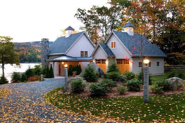 I WANT!!! Lake Sunapee View New England Pinterest
